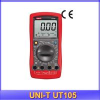free shipping UT105 UNI-T Multi-Purpose Meters UT-105  handheld Automotive Multimeters