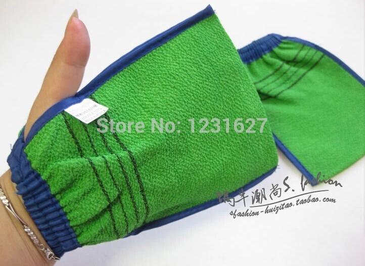 bath towel in South Korea South Korea's rubbing towel Double-sided rubbing towel Shower gloves Bath towel manufacturers 20 g(China (Mainland))