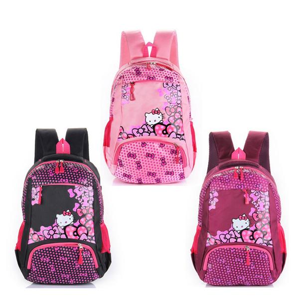 ... School-Backpack-Cute-Cartoon-Kids-Child-Shoulder-Bags-Large-Capacity