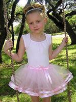 2014 9-Color Fantasia Infantil Rainbow Ballet Tutu Skirt Lovely Baby Girl Pettiskirts Princess Skirts For Girls  Free Shipping