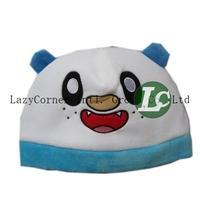 EMS Anime Cartoon Pokemon Pocket Monsters Oshawott Plush Hat Cosplay Hat Cap Warm Winter Hat