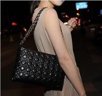 2014 candy color new Korean portable shoulder messenger bag hand bag pouches db001