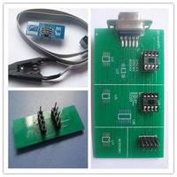upa eeprom board+mini adapter+soic 8con for upa xprog tacho v2008 beeprog free shipping