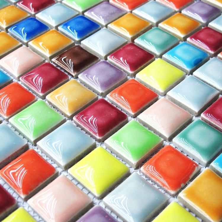 Online Kopen Wholesale Multi Gekleurde Tegels Uit China