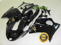 Retail For Honda CBR1100xx Black Motorcycle Fairings FFKHD023