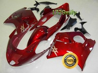 Rapid Delivery For Honda CBR1100xx 97 98 99 00 01 02 Red Motorcycle Fairing Kit FFKHD023