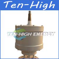 Freeshipping! Upgraded version! 1000W, 100% real 180RPM, low RPM speed,vertical wind alternator/wind generator motor