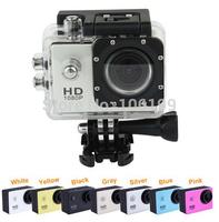 Original SJ4000 Diving 30M Waterproof Action Camera 1080P Full HD Helmet Camera Underwater Sport Cameras Sport DV Gopro freeship