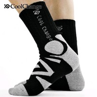 Good quality original brand Winter wool boot socks men Thermal sport Socks big size quick-drying cycling socks
