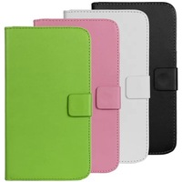 100pcs/lot free shipping Shine PU Wallet Leather Case with stand for Huawei Ascend Mate 6.1 inch