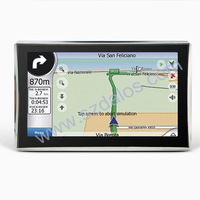 free shipping 4.3 inch GPS navigation,free map installed,best GPS,touch screen,video,audio,games