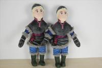 Wholesale Plush Frozen dolls Stuffed Kristoff male doll Christoff boys Soft doll Toys 20pcs/lot