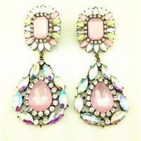 2014 Unique Women Jewelry Earrings Hot Individuality fashion , Crystal earrings for women, Trendy jewelry!