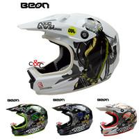 free shipping 2014 new ATV dirt bike downhill beon casco capacetes motorcycle helmet off road moto cross ECE motocross helmets