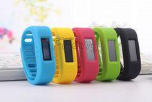 Bluetooth 2.1 Smart electronics Bracelet Healthy Silicone Wristband Pedometer Monitoring Sleep Fitness OLED watch