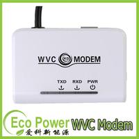 WVC MODEM for WVC Grid tie inverter communication monitoring system