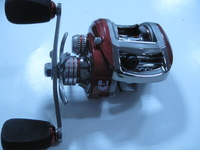 Left handed Low profile baitcast fishing reels