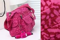 1pcs new arrival women fashion kip handbag nylon cross boy bag samll shoulder messenger bag free shipping