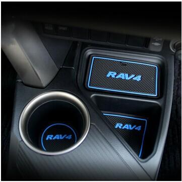 TOYOTA RAV 4 2014 RAV4 car interior accessories car mat Free Shipping(China (Mainland))
