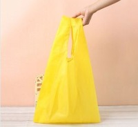 free shopping /  wholesale  folding portable sundries bag /Shopping Bags 23g  200pieces/lot     YJ73