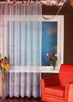 Rose lace fashion finished products shalian curtain beauty crochet windows valance for door or window decorations