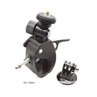 Bike Bicycle Motorcycle Handlebar Camera mount contour Tripod Adapter For Gopro hero camera,Free Shipping