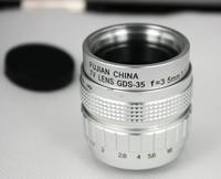 """35mm f1.7 2/3"""" C CCTV Lens Adapter for Sony NEX-3 NEX-5 NEX-7 VG10 NEX5N Free shipping"""