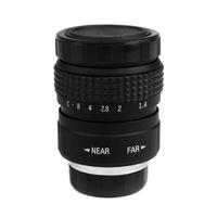 25mm f1.4 C mount CCTV Lens for Sony  M4/3 E-P1 E-PL1 G1 GF1 GH1 & NEX-3 NEX-5 NEX-7
