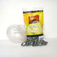 Pearl color 5 inch NEO Korea round balloon silver (Silver) imported balloon wedding wholesale 100