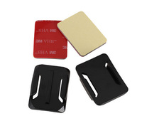 Gopro accessories 2 X Curved Surface 3M VHB Adhesive Sticky Mount for GoPro Hero 3+/3/2/1 Free shipping