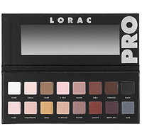 NEW ARRIVAL 1PCS LORAC PRO PALETTE SHIMMER & MATTE 16 COLORS EYESHADOW + MINI BEHIND THE SCENES EYE PRIMER ( 1 PCS /LOT)