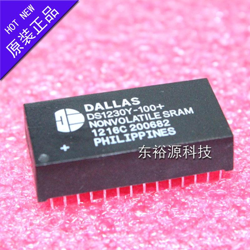 DS1230Y-100 Alarm Clock IC IC new original authentic spot(China (Mainland))