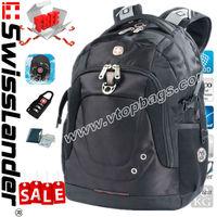 15.6'' SWISSLANDER,swiss,laptop backpacks,Computer backpack,15.6 laptop bag,computer bags,back packs w/raincover,lock,card