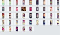 150pcs/lot  Cute Owl Flag Tiger Plaid Monroe Design Plastic Back Cover Hard Case for Samsung Galaxy S5 S4 S3 Note3 Note2