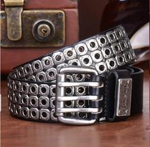 Vintage Genuine Leather Belts for Men's jeans,2014 Designer fashion belts Cowhide guarantee High quality men's accessories.