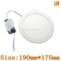 High quality 18w recessed light 2835 smd led ceiling light for home light 1620lm led light LP1