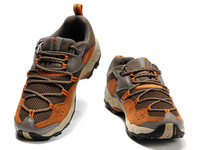 Men's outdoor  hiking shoes walking shoes breathable gauze off-road  men's Free shipping