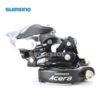 SHIMANO Acera FD-M360 8-Speeds 8S Mountain Bike Bicycle Parts Cycling Front Derailleur Clamp-on 34.9mm
