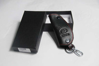 Free Shipping Free Shipping Leather Smart Key Holder/Key Sets For Toyota Land Cruiser Prado