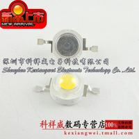 Free shipping 3W LED bulb LED 3 tiles and white light 200-220lm light source 10pcs