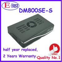 DM800se DM800hd se 800 hd se BCM4505 Tuner Linux os Enigma2 SIM 2.10 BL84 Satellite Receiver Box Decoder Free Shipping