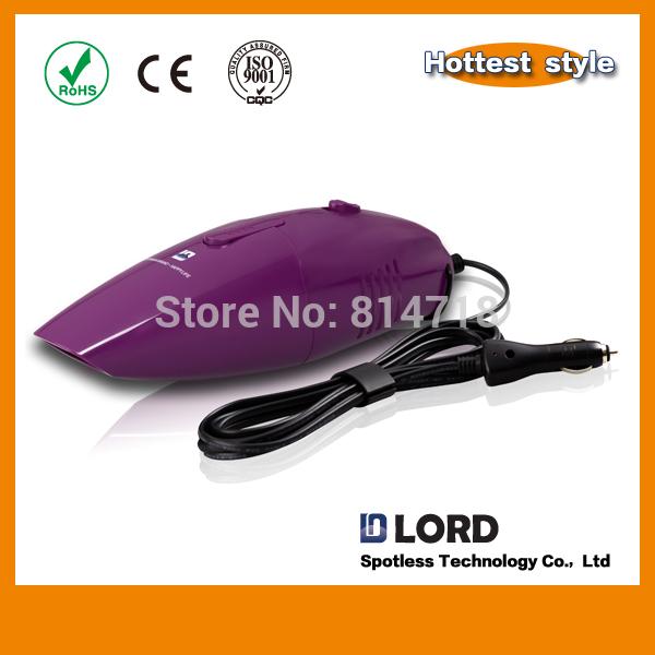 Cheap Mini Cord Car Use LORD Vacuum Cleaner Purple Color CV-LD103-4(China (Mainland))