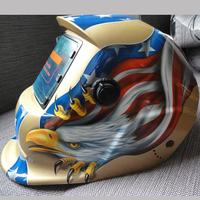 Sexy goddess Flame Solar Auto Darkening ARC TIG MAG TAG Welding Helmet Mask Adjustable Shade --Special sales!!!