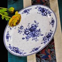 Porcelain quality 56 piece of 1 set bone china dinnerware