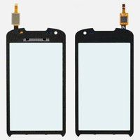 For Samsung Galaxy Xcover 2 S7710 Touch Screen Panel Digitizer Glass Lens Repair Parts Replacement FREE SHIP + Tracking Number