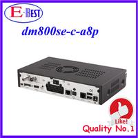 FEDEX Free shipping DM800se DVB-C Tuner Original A8P Sim card dm800hd se a8p cable hd Receiver BCM4505 Tuner