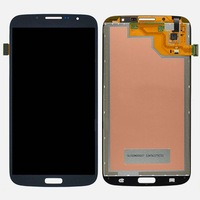 for Samsung Galaxy Mega 6.3 i9200 LCD Display Panel + Touch Screen Digitizer Assembly Repair Part Replacement + Tracking Number