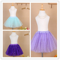 2014 6 Color Hot Skirt Girl Colorful Girls Tutu Skirt Kids Baby Fashion Skirt Children Pettiskirt Free Shipping