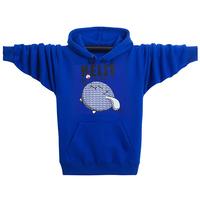 Free shipping Men thick hooded sweatershirt  Men hoodies Plus Size 2XL for 110KG man