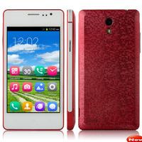 Original Tengda P8000 Smart phone Android 4.2 MTK6572 Dual Core 854x480 4.0 inch Capacitive Screen wifi bluetooth 5.0MP Camera